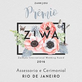 Prêmio ZIWA 2016